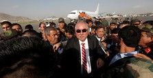 Afghan VP Dostum returns after year in Turkey