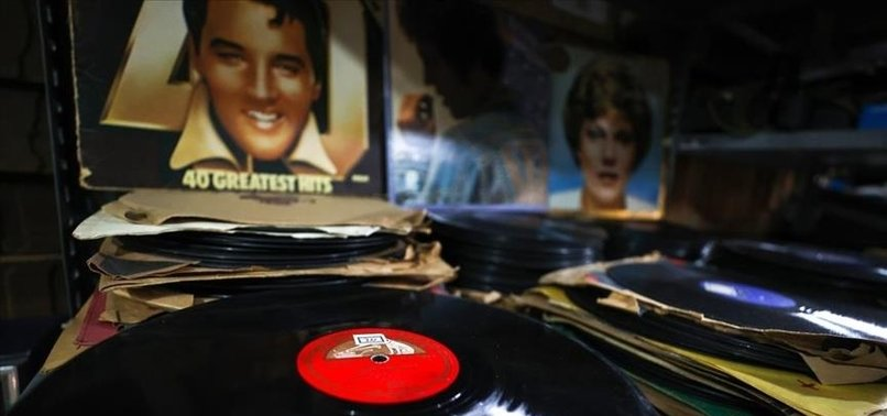 VINYL RECORDS SALES IN TURKEY REACH NEW HEIGHTS IN VIRUS ERA