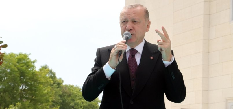 TURKEY DISCOVERED 135 BCM OF ADDITIONAL NATURAL GAS IN BLACK SEA: ERDOĞAN