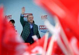 Erdoğan AK Parti'nin başına geçerse