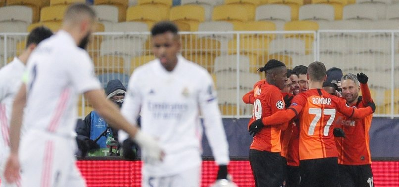 SHAKHTAR DEFEAT REAL MADRID FOR 2ND TIME THIS YEAR
