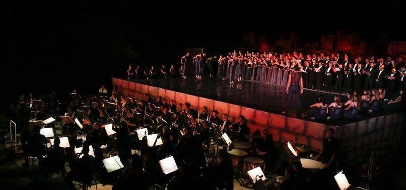 INT'L OPERA SINGERS, BALLETS TO PERFORM IN TURKEY