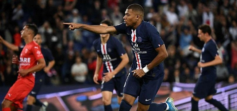 PSG, LILLE, LYON START LIGUE 1 CAMPAIGN WITH THREE POINTS