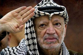 Filistin davasıyla geçen bir ömür: Yasir Arafat