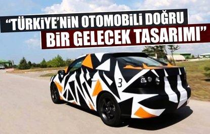 Türkiyenin otomobili doğru bir gelecek tasarımı