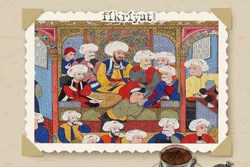 Osmanlı saraylarında kahve kültürü ve ikramı