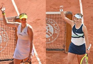 Fransa Açık'ta Pavlyuchenkova-Krejcikova Finali Oynanacak