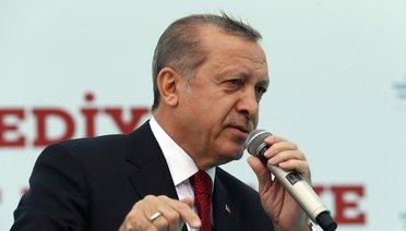Başkan Erdoğandan ABDye YPG mesajı