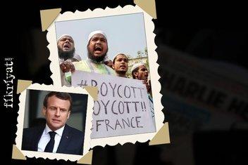 Nefret söylemini 'ifade özgürlüğü' diye tanımlayan Macron'un projesi