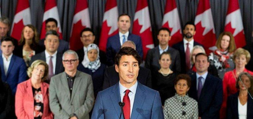 LIBERALS SLIP IN CANADA POLLS AFTER BLACKFACE INCIDENTS