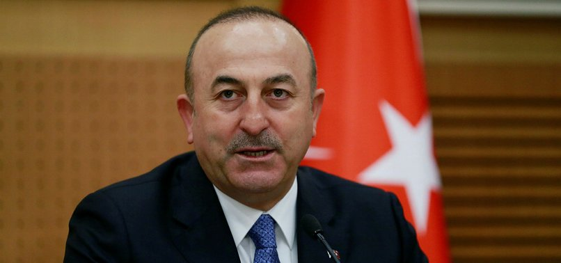 TURKEYS ÇAVUŞOĞLU URGES ENTERPRISING FOREIGN POLICY FOR PEACE