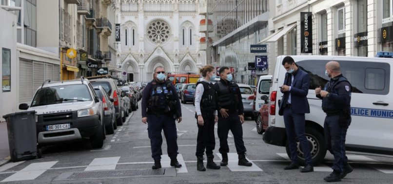 TURKEY STRONGLY CONDEMNS DEADLY KNIFE ATTACK IN FRENCH CITY OF NICE