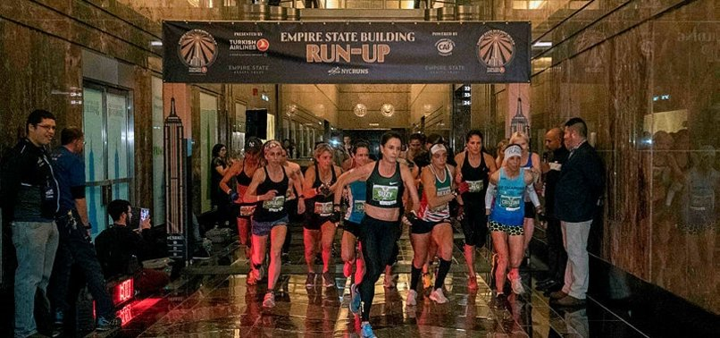 TURKISH AIRLINES SPONSORS 42ND EMPIRE STATE RUN-UP