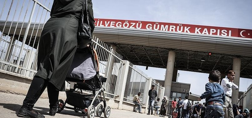 OVER 300K SYRIANS LIVING IN TURKEY RETURN TO HOME COUNTRY