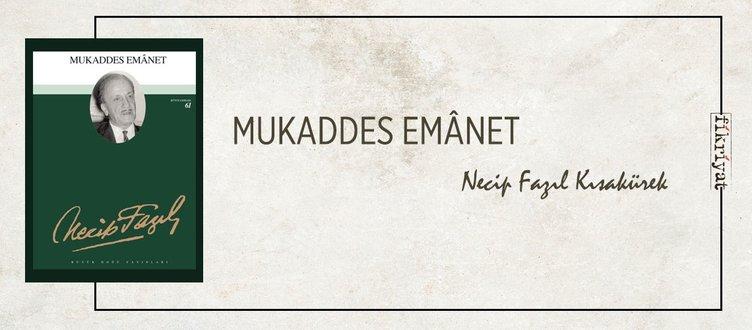 MUKADDES EMANET