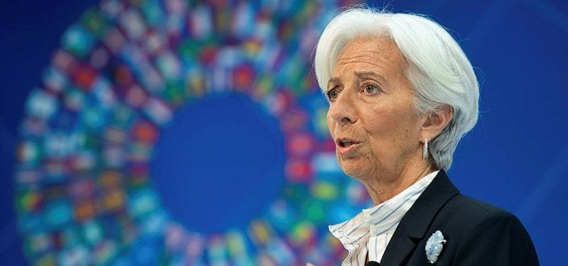 EU FINANCE MINISTERS BACK LAGARDE TO HEAD ECB