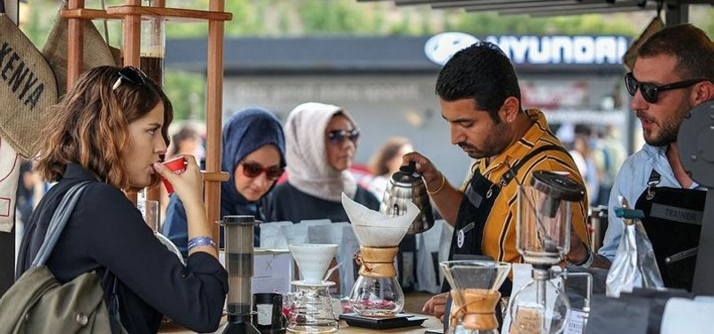 THREE-DAY COFFEE FESTIVAL TO BRING COFFE-LOVERS TOGETHER IN TURKISH CAPITAL ANKARA