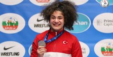Turkish wrestler bags silver in world championships