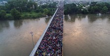 Migrant tragedy continues on Mexico-Guatemala border, thousands vow to reach US