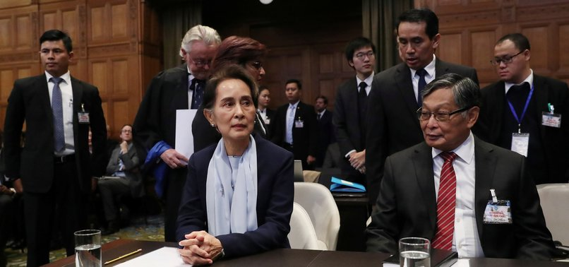 EUROPEAN ROHINGYA COUNCIL SLAMS SUU KYI FOR GENOCIDE