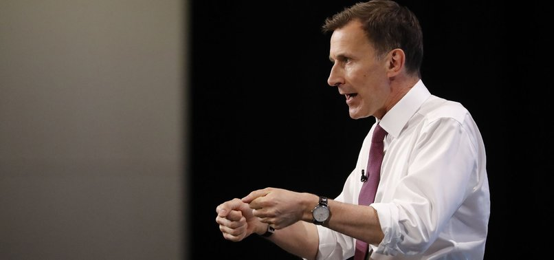 HUNT EXPRESSES EXTREME DISAPPOINTMENT TO ZARIF OVER SEIZED TANKER