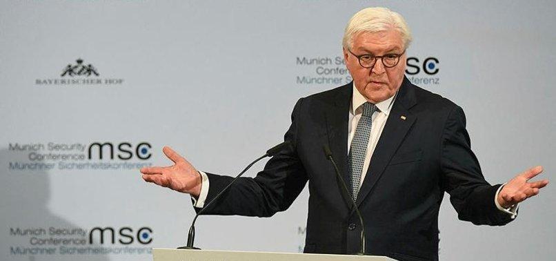 GERMANY: WE MUST ABANDON IDEA OF WESTERNIZING THE WORLD