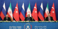 Erdoğan to discuss Syria with Iran and Russia leaders in summit