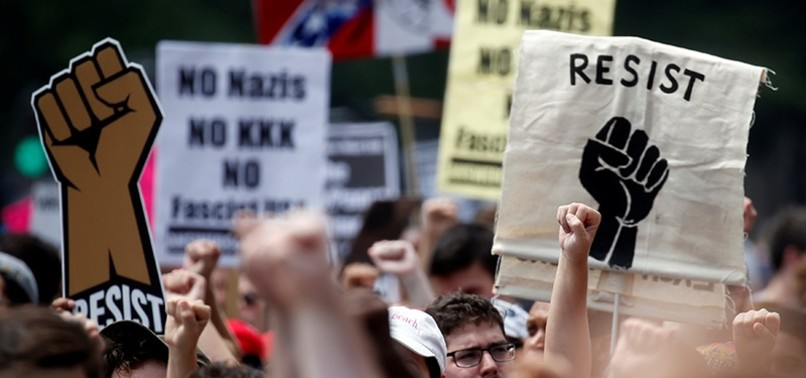 WASHINGTON BRACES FOR WHITE SUPREMACIST RALLY ONE YEAR AFTER DEADLY VIOLENCE