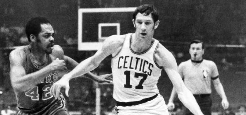 BOSTON CELTICS LEGEND HAVLICEK DIES AT 79