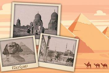 Osmanlı arşivinden fotoğraflarla Mısır