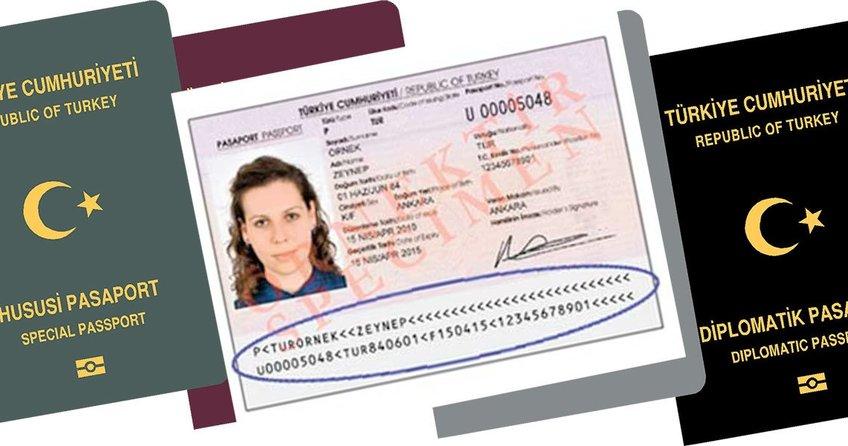 Beklenen gün geldi, Çipli Pasaportlar çıktı! - Peki Çipli Pasaport alınır? Gerekli evraklar nelerdir?