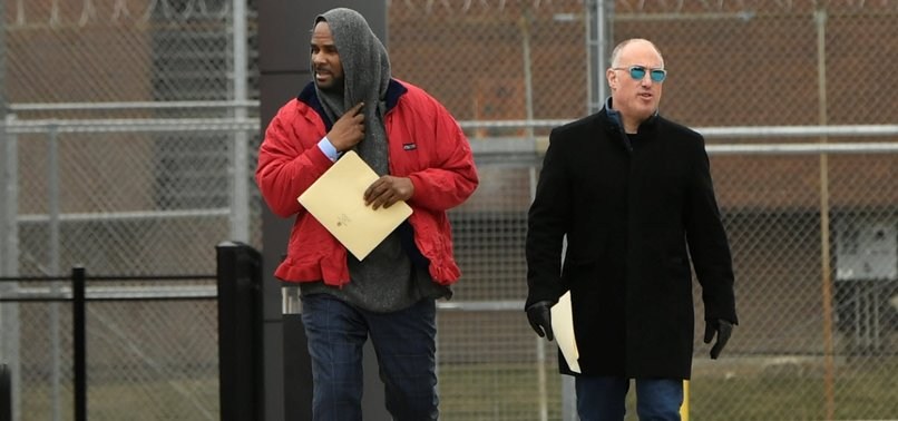 R&B SINGER R. KELLY RELEASED FROM JAIL AFTER PAYMENT MADE