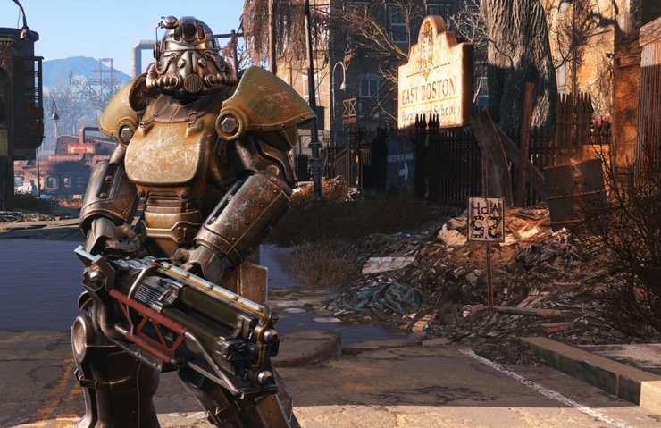 Fallout 4 VR için hazır mısınız?