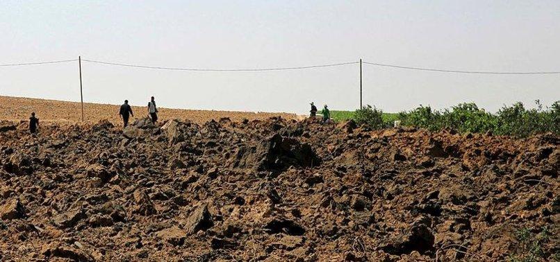 ISRAEL SPRAYING HERBICIDES ON GAZA FARMLANDS: OFFICIAL