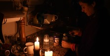 Massive power outage hits Argentina, Uruguay