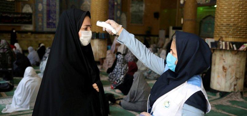 IRAN REPORTS 125 MORE FATALITIES FROM CORONAVIRUS