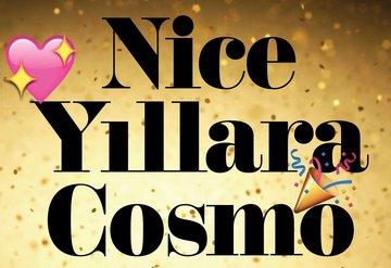 Nice yıllara Cosmo