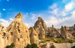 Cappadocia offers visitors an opportunity to stay at extraordinary cave hotels