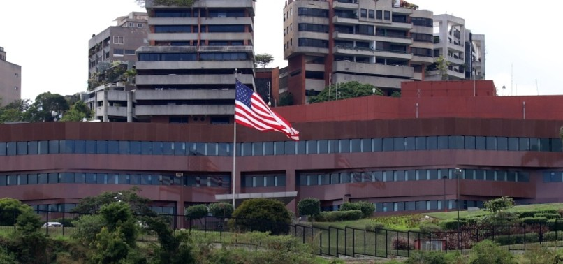 VENEZUELA ALLOWS US DIPLOMATS TO STAY, DEFUSING SHOWDOWN