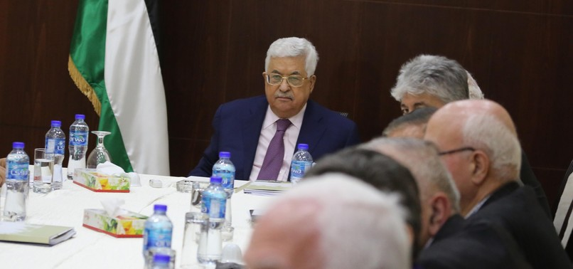 PALESTINE NATIONAL COUNCIL TO HOLD LEADERSHIP MEETING IN APRIL