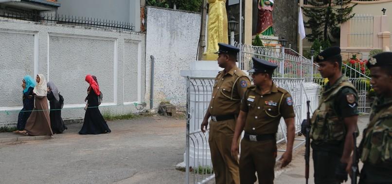 SRI LANKAN MUSLIMS REMAIN ANXIOUS AMID SPREADING VIOLENCE