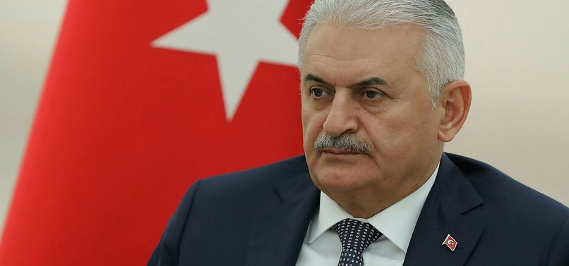 TURKISH PREMIER YILDIRIM SAYS THEY FIGHT AGAINST FETO FOR JUSTICE