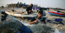Israel arrests 2 Palestinian fishermen off Gaza coast