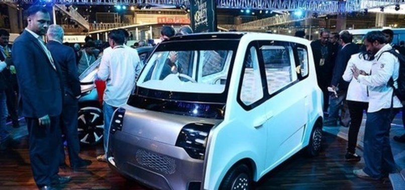 PAKISTAN LAUNCHES ELECTRIC VEHICLE PLAN WITH CARS IN SLOW LANE