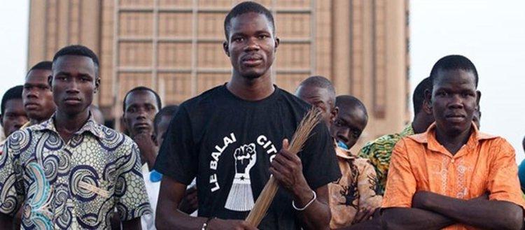 Burkina Faso isyanda