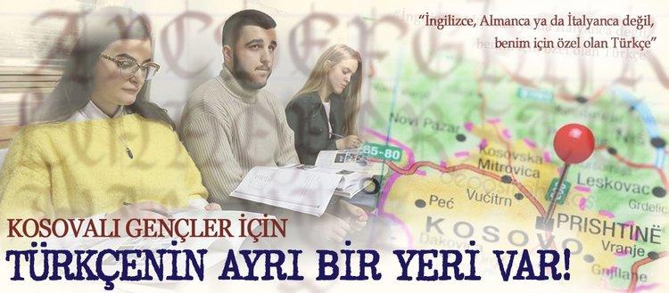 Onlar Türkiyeyi sevdiği için Türkçe öğreniyor!