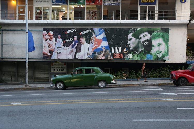 Küba'da bir gün