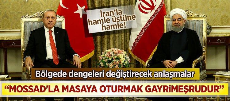Erdoğan: Mossad'la masaya oturmak gayrimeşrudur