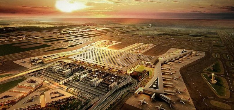 NEW ISTANBUL AIRPORT TO ONLY OPEN FULLY AT END OF YEAR - PAPER