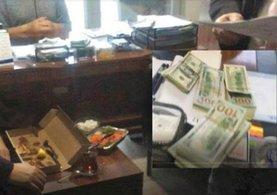 Hakim Hasan Akdemir'in rüşvet alma görüntüleri ortaya çıktı